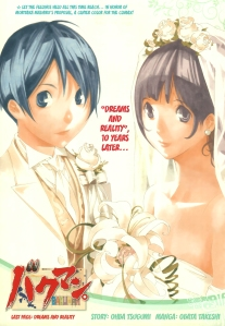 Bakuman c176: Dreams and Reality