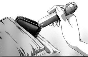 Gokukoku no Brynhildr c11: Trust