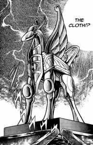 Saint Seiya c2: La Armadura de Pegaso