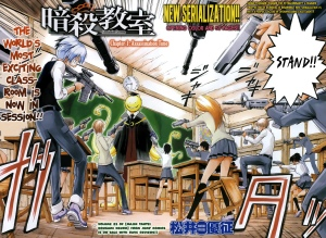 Assassination Classroom c1
