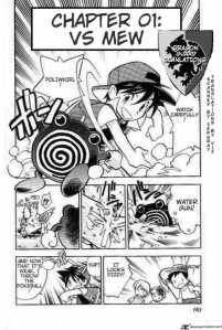 Pokemon Special c1: Vs. Mew