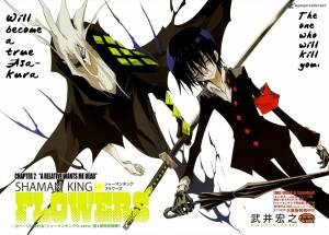 Shaman King Flowers c2