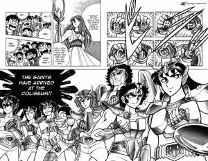 Saint Seiya c4: El Torneo Galáctico