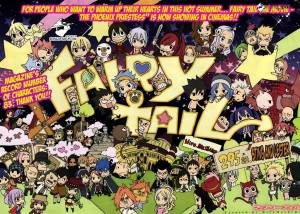 Fairy Tail c295: Sting and Lector