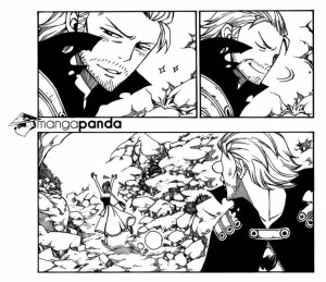 Fairy Tail c299: Travelling Alone