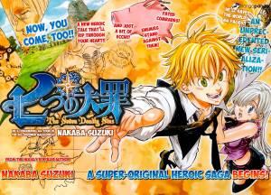 Nanatsu no Taizai c1: The Seven Deadly Sins