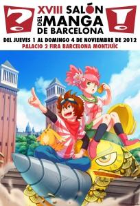 XVIII Salón del Manga