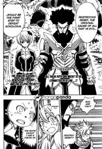 Fairy Tail c301: The King of Dragons