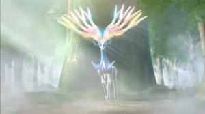 Pokémon X-Y: Legendario